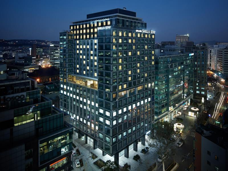 Shilla Stay Gwanghwamun - Hotels and Accommodation in South Korea, Asia
