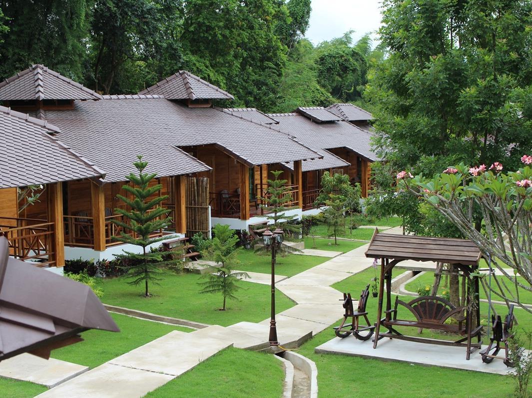 Phanya Chaley Suanphueng - Hotell och Boende i Thailand i Asien