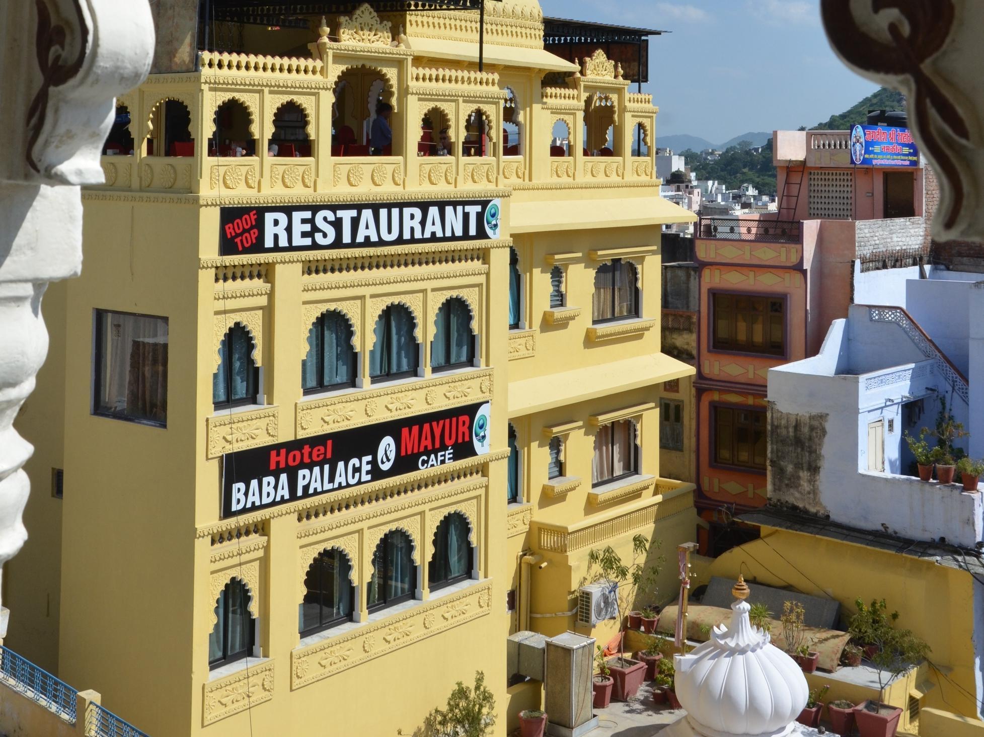 Hotel Baba Palace - Udaipur