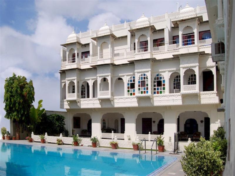 Hotell Hotel Mahendra Prakash