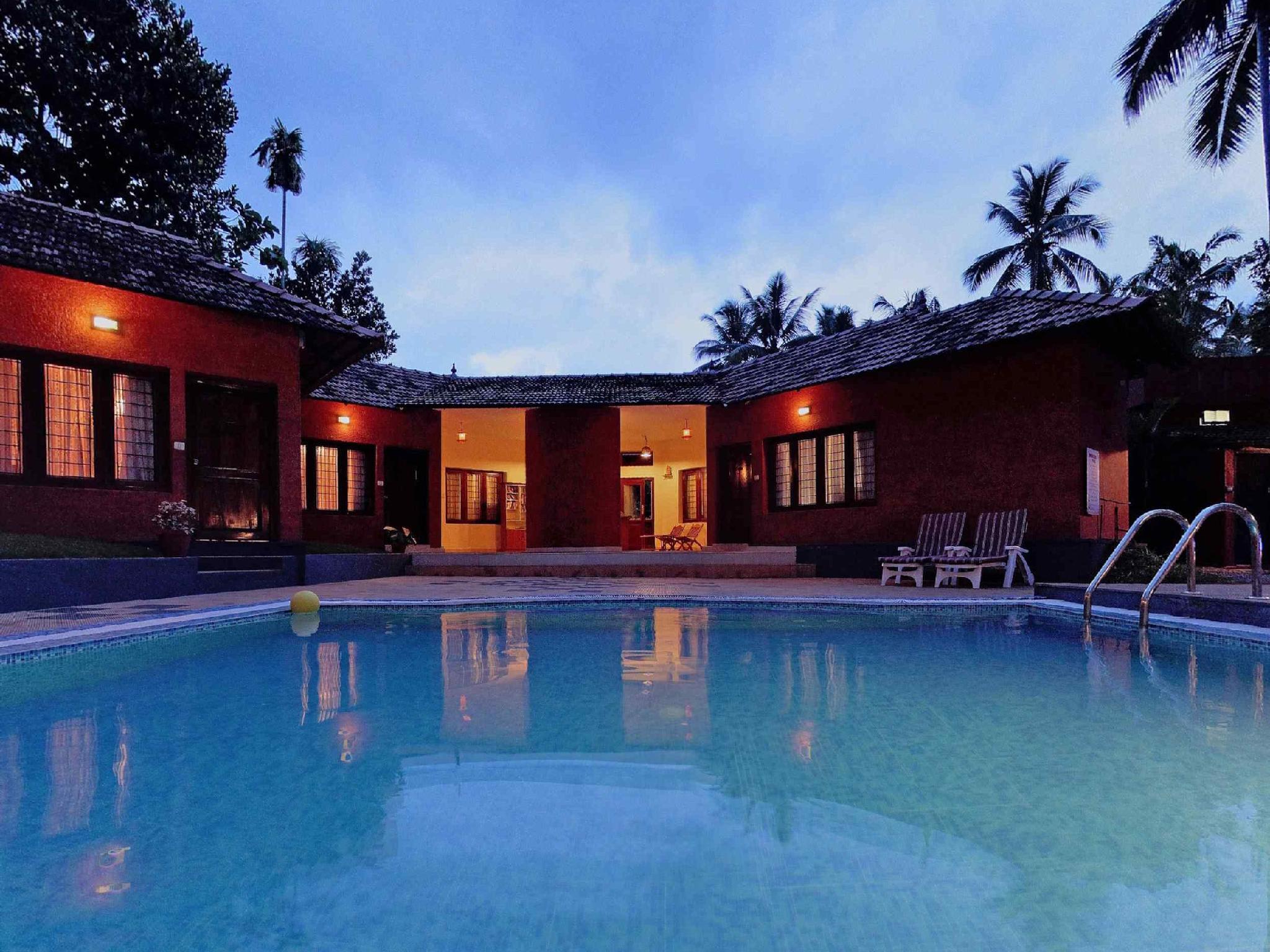 Hotell Deshadan Cliff   Beach Resort