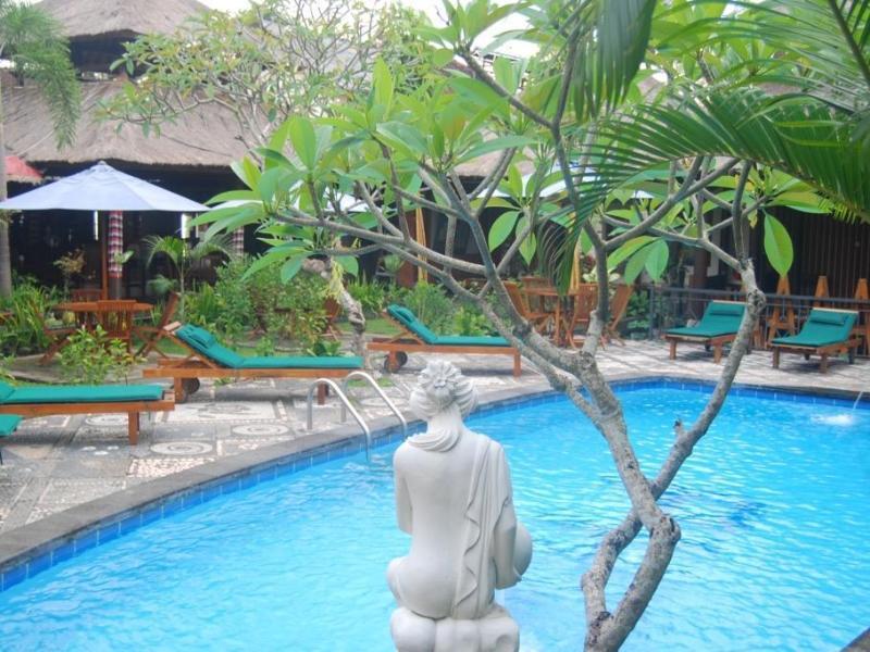 Casa Ganesha Hotel - Resto & Spa באלי