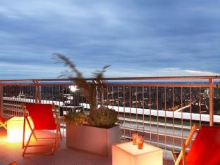 Park Inn by Radisson Berlin Alexanderplatz Berlin - Balkon/Teras