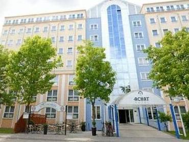 Achat Comfort Hotel Airport-Frankfurt Fráncfort del Meno - Exterior del hotel