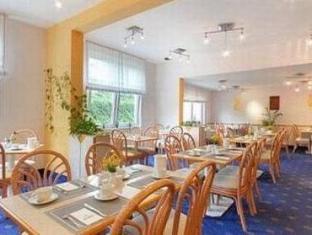 Achat Comfort Hotel Airport-Frankfurt Fráncfort del Meno - Cafetería
