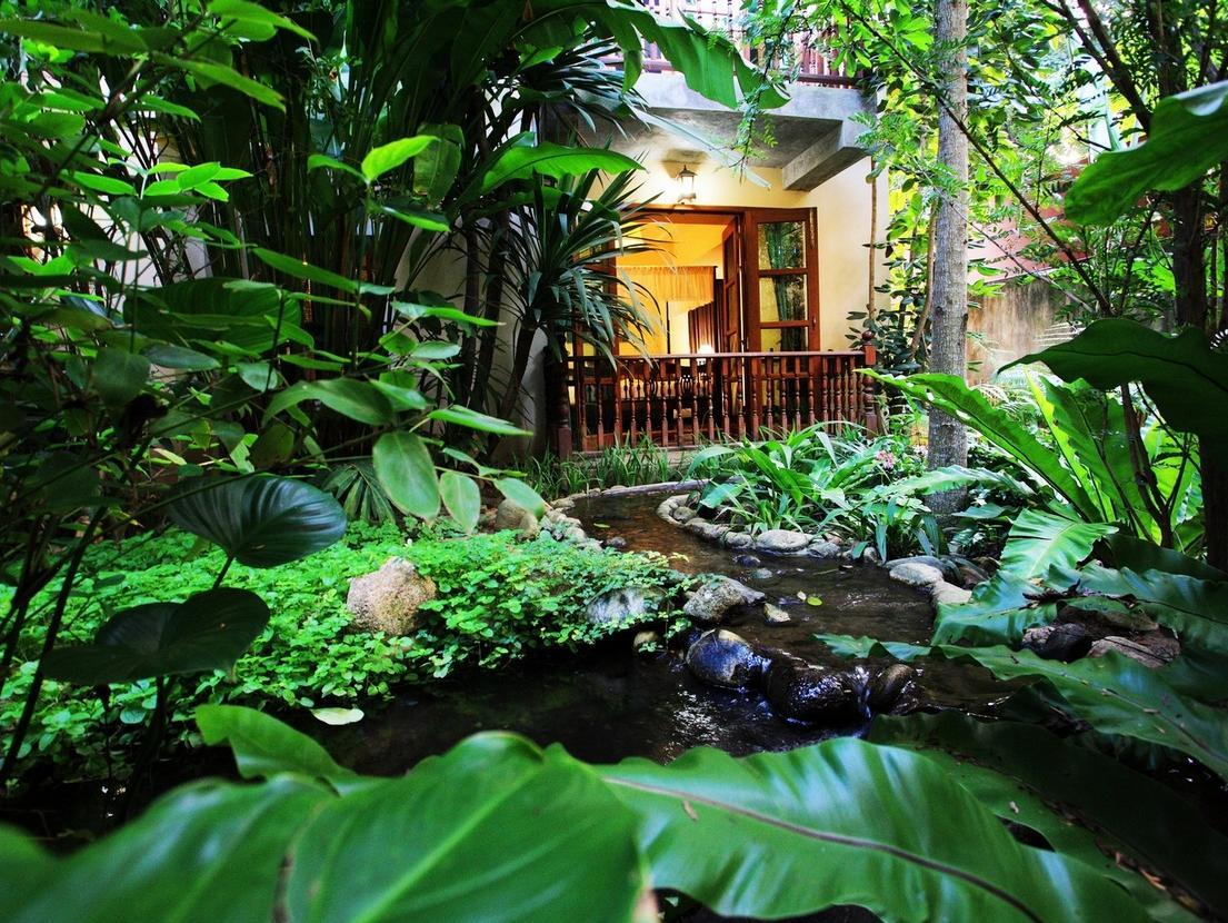 Shewe Wana Suite Resort - Hotels and Accommodation in Thailand, Asia