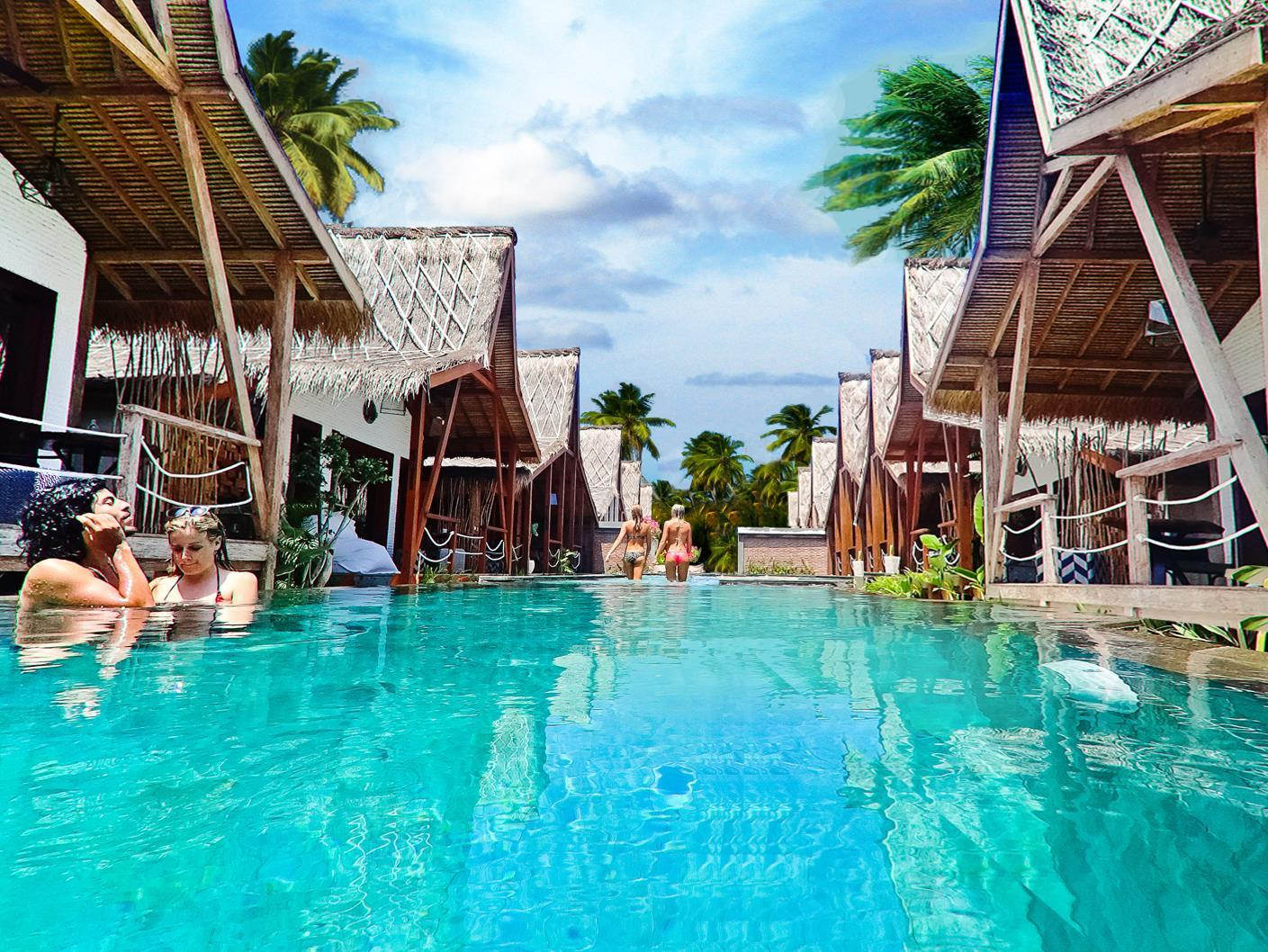 Kaleydo Villas - Hotels and Accommodation in Indonesia, Asia