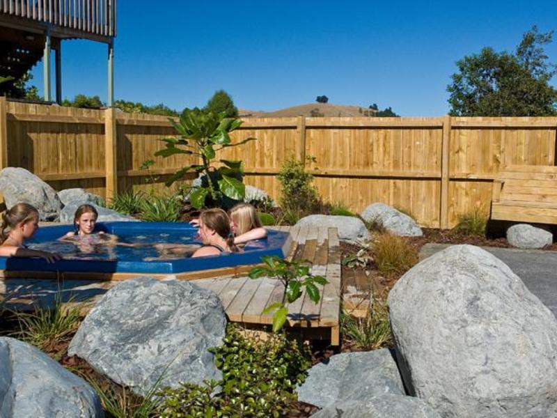 Alpine Pacific Motel - Hotell och Boende i Nya Zeeland i Stilla havet och Australien