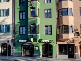 Cityhotel Schwarzer Bar Innsbruck