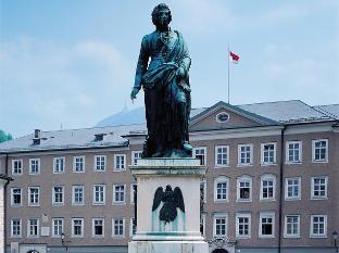 Hotel Garni Evido KG Salzburg - Omgivelser