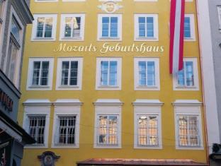 Hotel Garni Evido KG Salzburg - Hotellet udefra