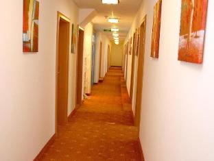Hotel Garni Evido KG Salzburg - Hotellet indefra
