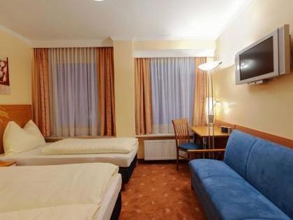 Hotel Garni Evido KG Salzburg - Gæsteværelse