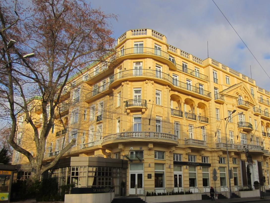 Austria Trend Parkhotel Schonbrunn Wien Dunaj
