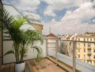 Eurostars Embassy Dunaj - balkon/terasa