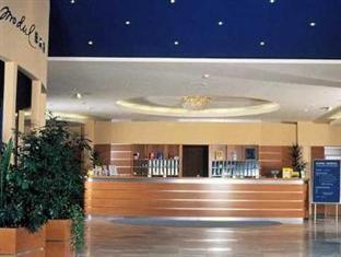 Hotel Modul Wenen - Receptie