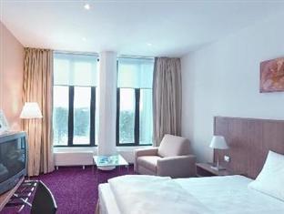 Hotel Modul Wenen - Gastenkamer