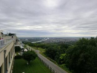 Hotel Modul Wenen - Balkon/Terras
