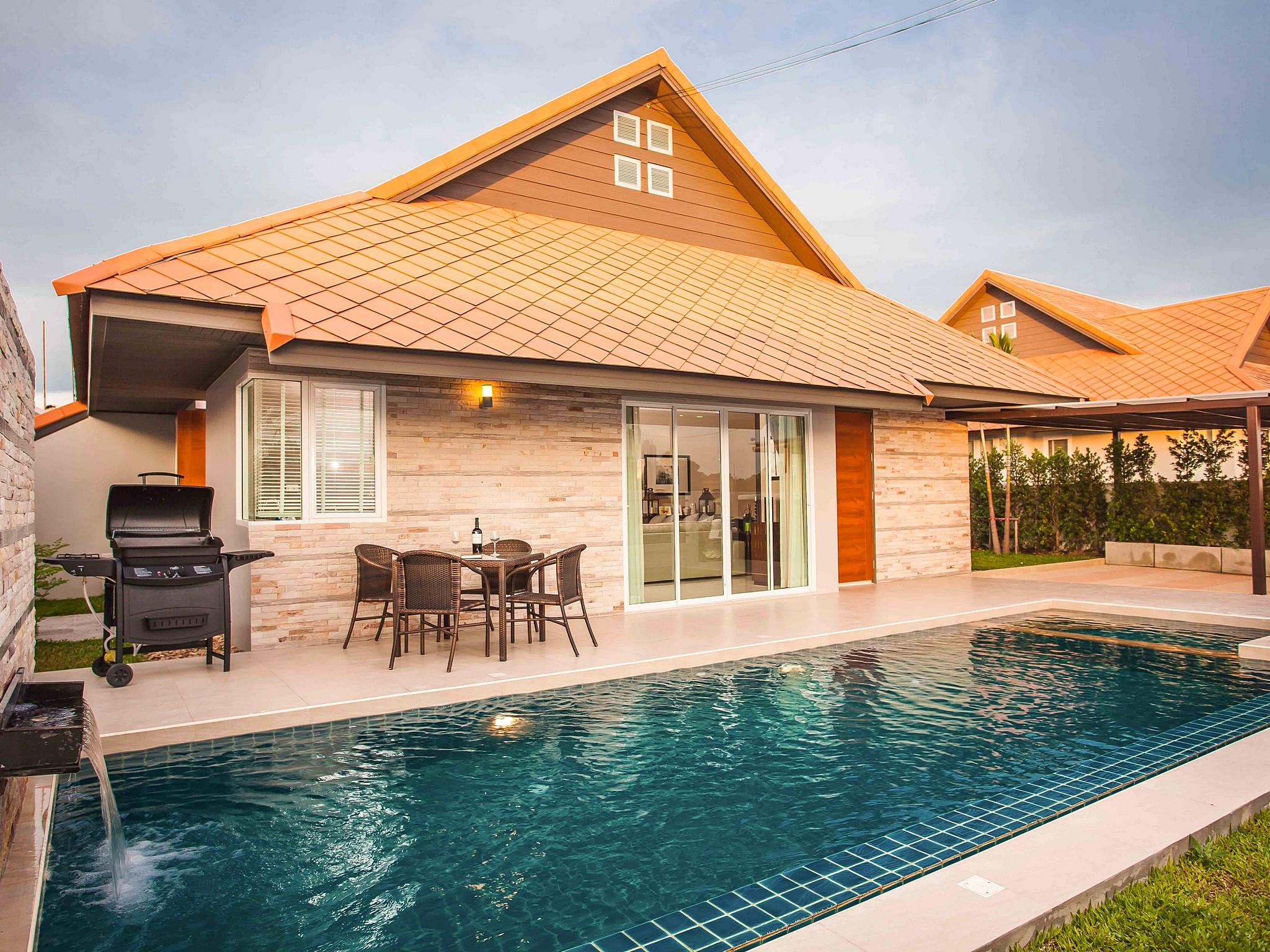 The Ville Private Pool Villa Pattaya - Hotels and Accommodation in Thailand, Asia