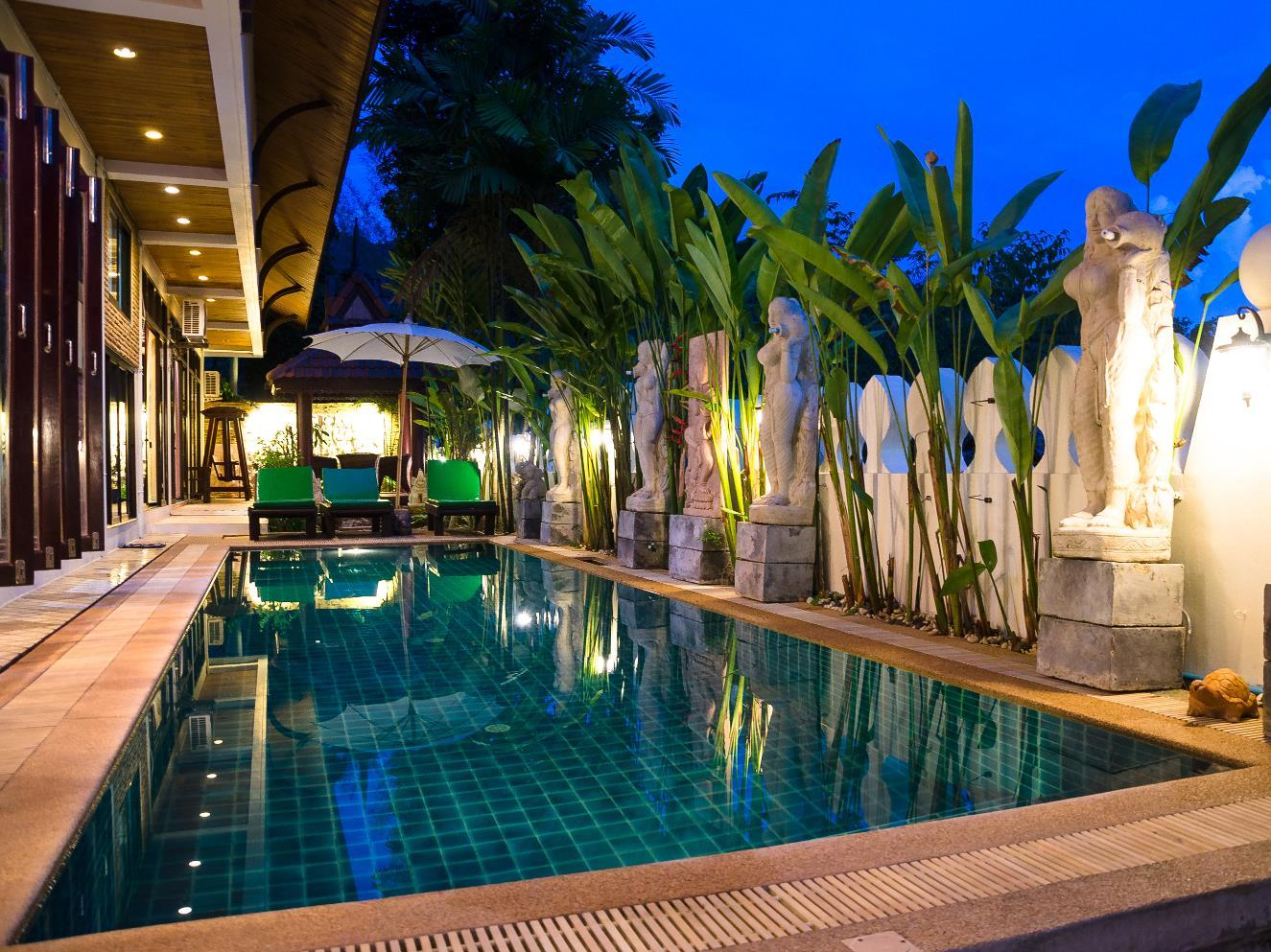 My Place Boutique Hotel - Hotels and Accommodation in Thailand, Asia