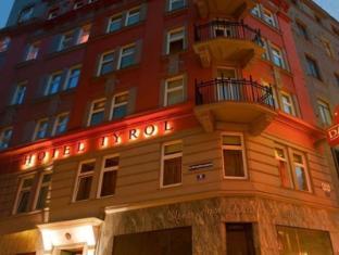 Small Luxury Hotel Das Tyrol Wien - Hotellin ulkopuoli