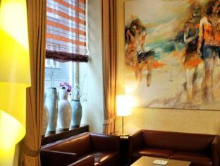 Small Luxury Hotel Das Tyrol Wien - Hotellin sisätilat