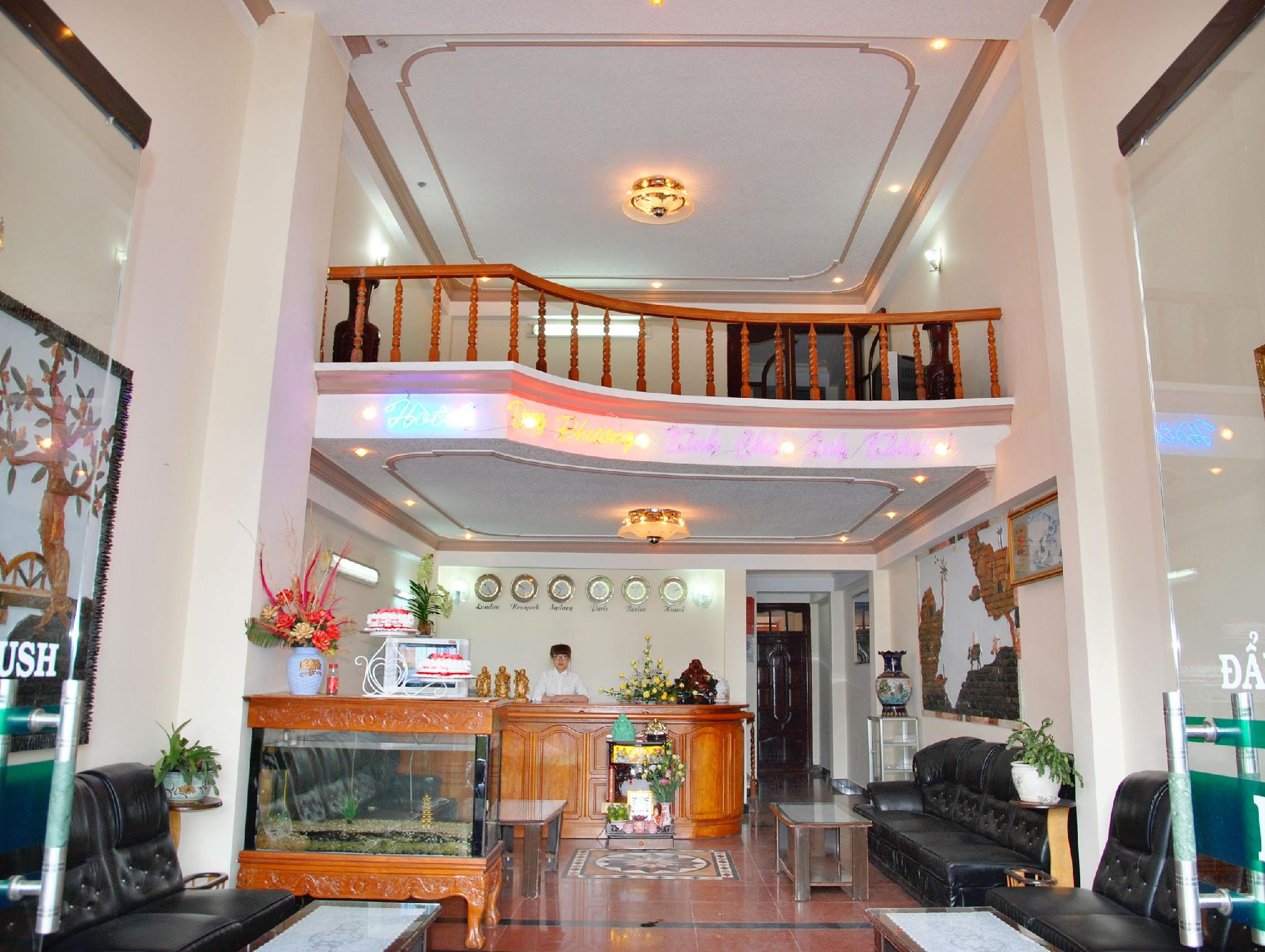 Duy Phuong  Dalat Hotel - Hotels and Accommodation in Vietnam, Asia