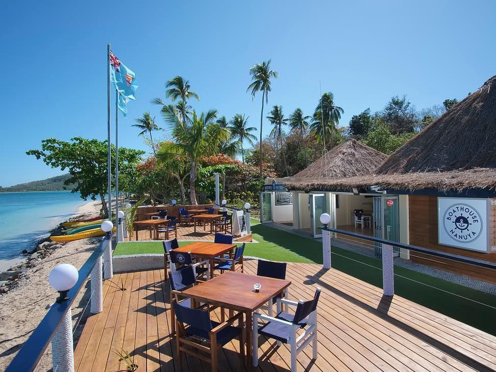Boathouse Nanuya - Hotels and Accommodation in Fiji, Pacific Ocean And Australia