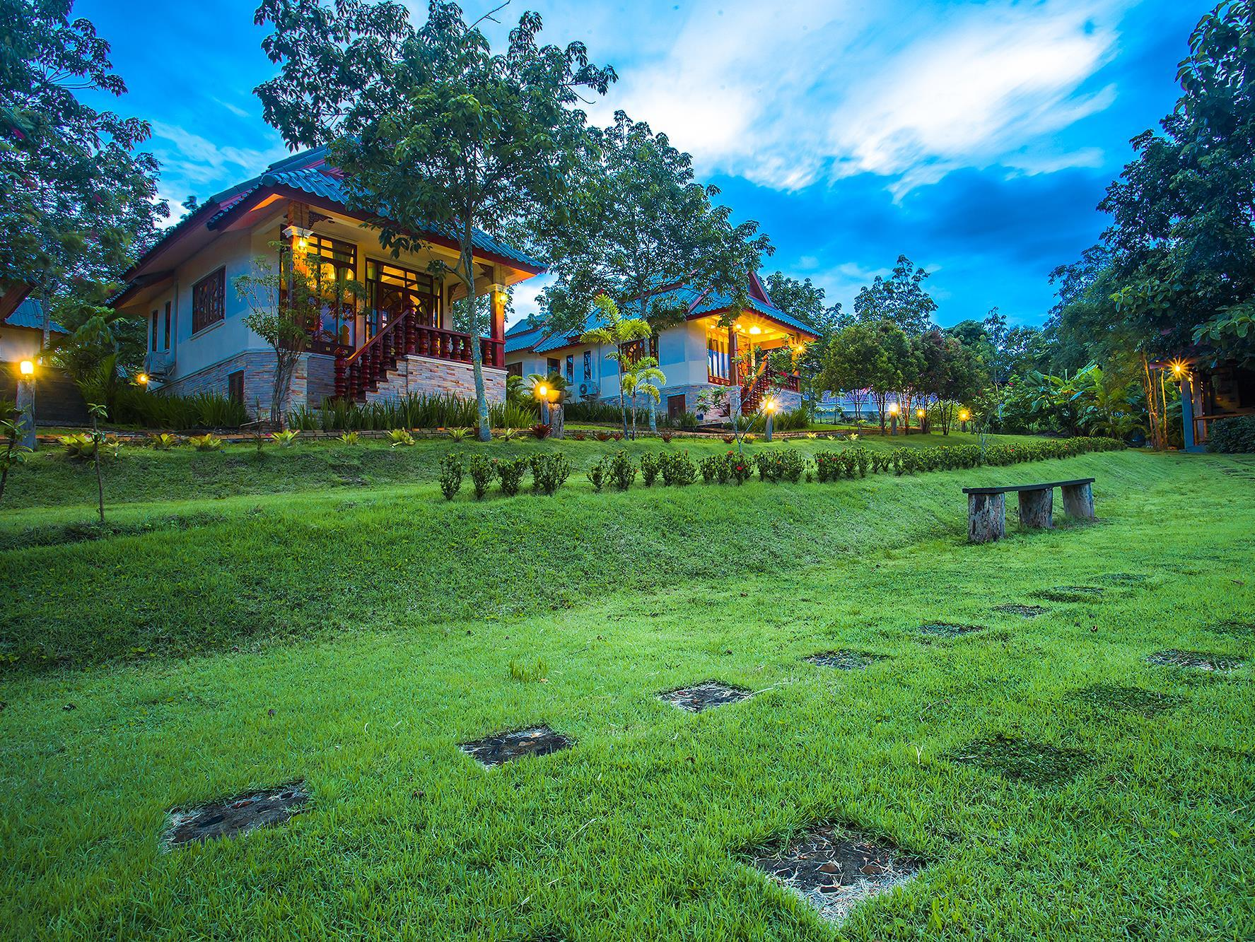 Resort Mont Goei Pai - Hotels and Accommodation in Thailand, Asia