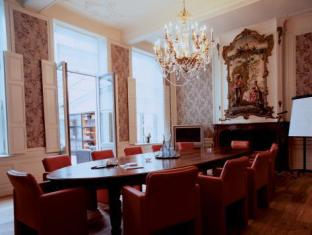 Hotel Relais Ravestein Bruges - Meeting Room