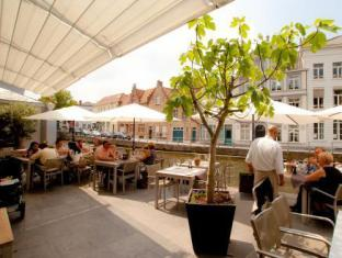 Hotel Relais Ravestein Bruges - Balcony/Terrace
