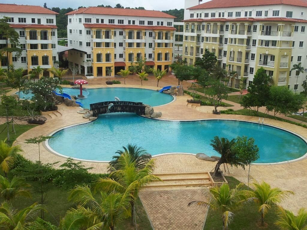 Tiara Desaru Seaview Residence Desaru Malaysia Great