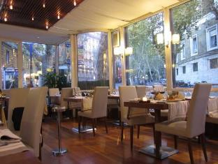 Hotel Imperiale Rome - Restaurant