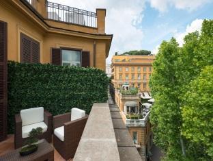Hotel Imperiale Rome - Exterior