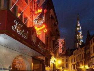 Hotel Mozart Brussels - Exterior