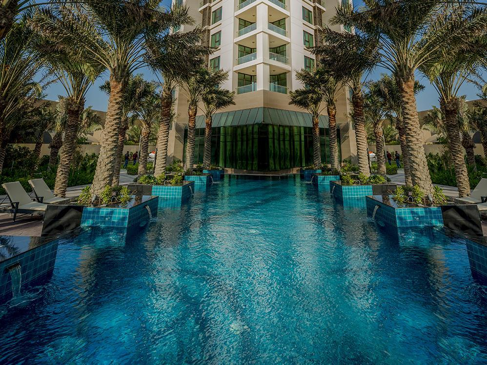 Lagoona Beach Luxury Resort and Spa - Hotels and Accommodation in Bahrain, Middle East