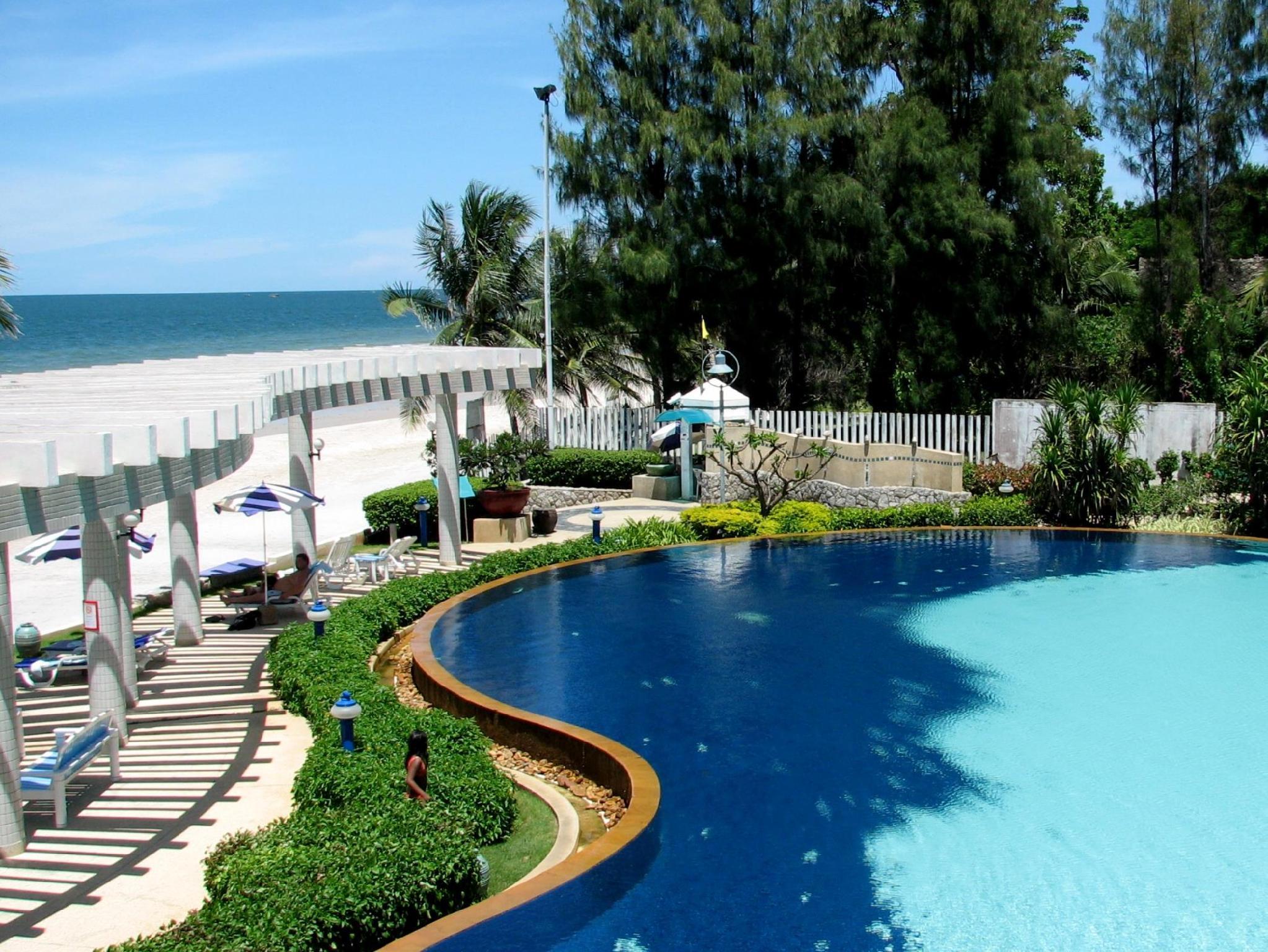 Baan San Saran Beach Front Condo Hua Hin - Hotels and Accommodation in Thailand, Asia