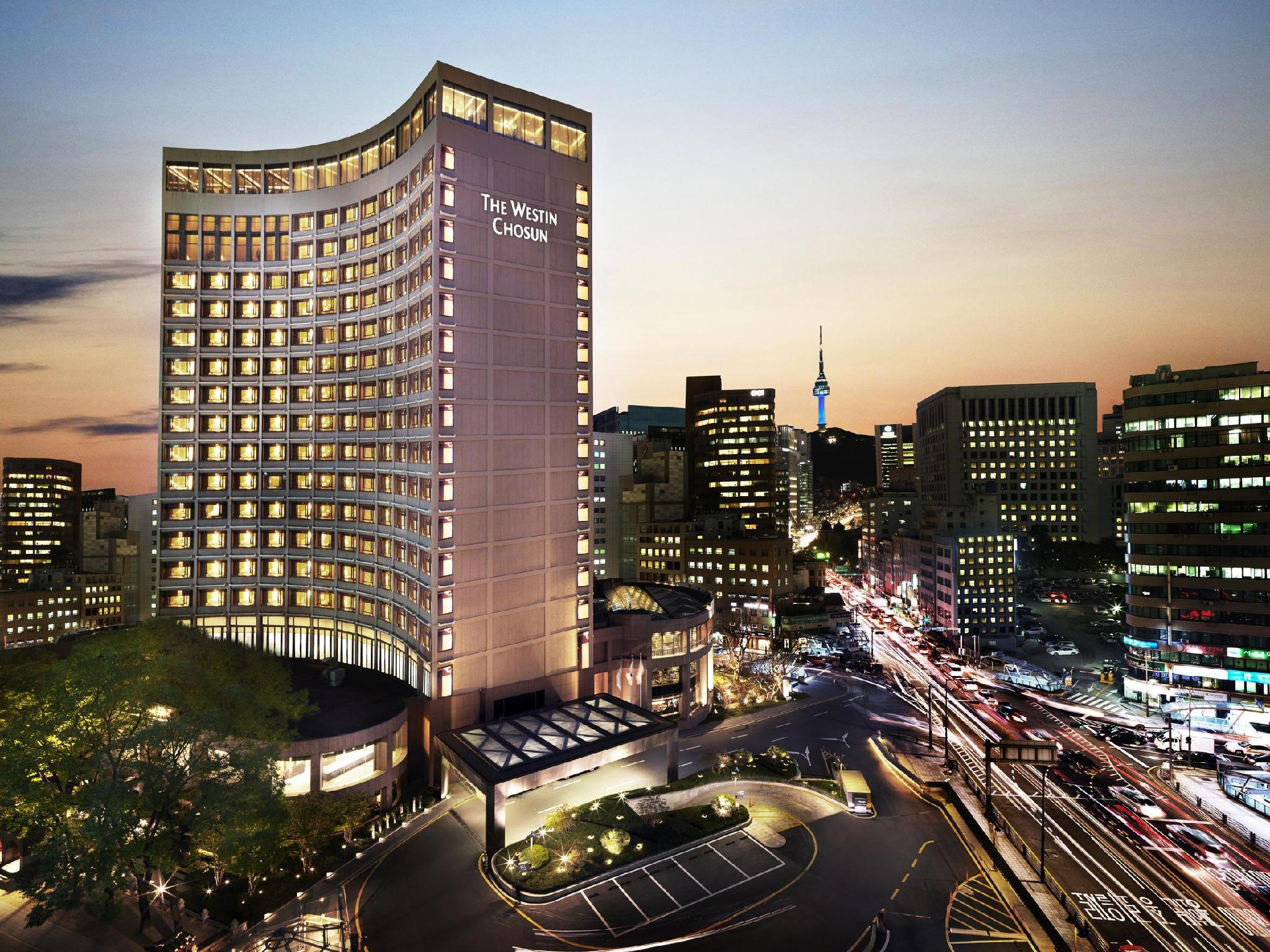 The Westin Chosun Seoul - Hotels and Accommodation in South Korea, Asia