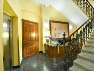 Residence La Fenice Praha - Sisäänkäynti