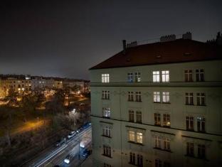 Residence La Fenice Praha - Hotellin ulkopuoli