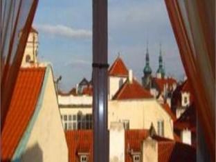 Hotel U Kocku Prague - View