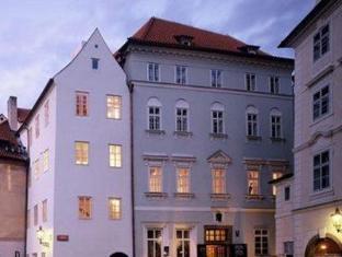 Hotel U Tri Bubnu Praag - Hotel exterieur