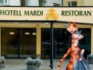 Mardi Hotel קורסארה - בית המלון מבחוץ