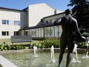 Saaremaa Spa Hotel Valss Kuressaare - Hotel Aussenansicht