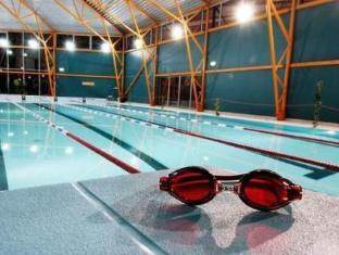 Spa Hotel Ruutli קורסארה - בריכת שחיה