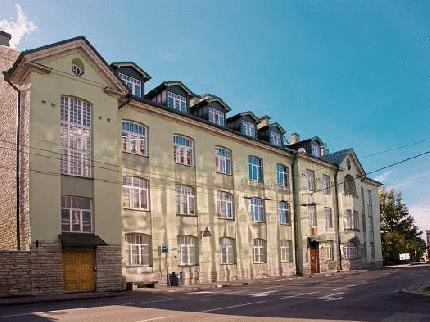 City Hotel Tallinn by Unique Hotels טלין - בית המלון מבחוץ