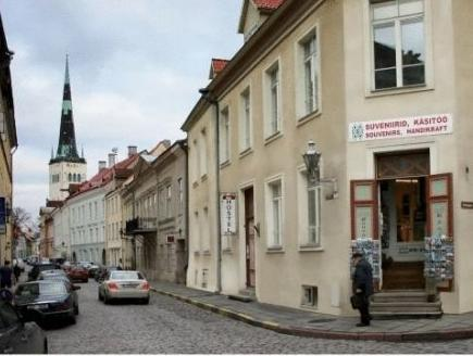 Tallinn Old Town Hostel Alur טלין - בית המלון מבחוץ