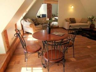 OldHouse Apartments تالين - المظهر الداخلي للفندق