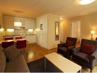 Hellsten Espoo Hotel Helsinki - Hotellet indefra