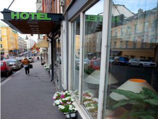 Anna Hotel Helsinki - Exterior